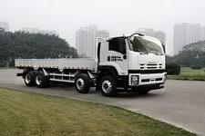 五十铃前四后八货车350马力19吨(QL1310UVCH)