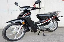 银钢牌YG48Q-3B型两轮轻便摩托车图片