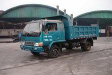 康路牌KL4010PD型自卸低速货车