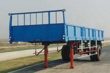 沪光7.2米10吨1轴半挂车(HG9130LE)