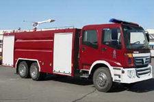 飞雁牌CX5241GXFSG120型水罐消防车
