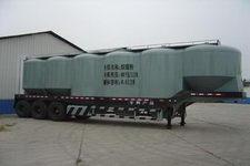 万通牌YCZ9381GFL型粉粒物料运输半挂车