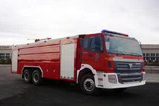 飞雁牌CX5321GXFSG180型水罐消防车