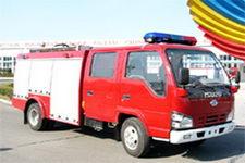 飞雁牌CX5060GXFSG20型水罐消防车