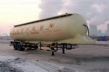 奥斯力牌LQZ9350GFL型粉粒物料运输半挂车