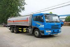 楚胜牌CSC5252GHYC型化工液体运输车图片