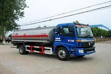 楚胜牌CSC5163GHYB型化工液体运输车图片