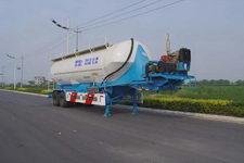 通华牌THT9240GLJ型垃圾飞灰运输半挂车图片