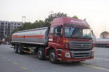 楚胜牌CSC5313GHYB型化工液体运输车图片