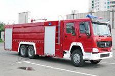 飞雁牌CX5320GXFSG170型水罐消防车