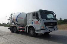 楚勝牌CSC5257GJBZ型混凝土攪拌運輸車