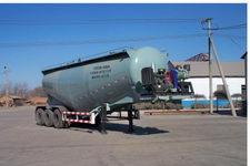 万通牌YCZ9391GFL型中密度粉粒物料运输半挂车