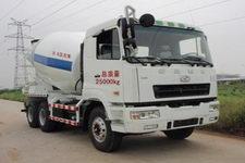 楚胜牌CSC5250GJBH型混凝土搅拌运输车