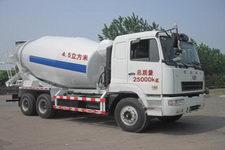 楚勝牌CSC5250GJBH12型混凝土攪拌運輸車