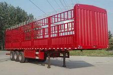 蓝速13米33.5吨3轴仓栅式运输半挂车(BYN9400CCY)