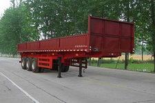 蓝速10.5米32.5吨3轴自卸半挂车(BYN9400Z)