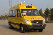晶马牌JMV6590XF型专用小学生校车图片