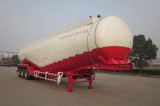 福田牌BJ9402GFL型低密度粉粒物料运输半挂车图片