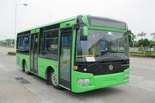 广通牌GTQ6768N5GJ型城市客车