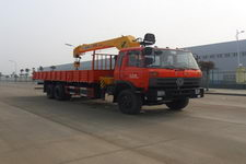 CSC5250JSQE4型楚胜牌随车起重运输车图片