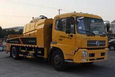 城市猎豹牌HDL5120THB型车载式混凝土泵车