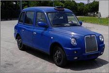 英伦牌SMA7242C01型轿车