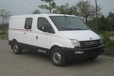 宝龙牌TBL5046XYCF型运钞车