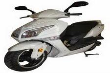 杰士达牌JSD50QT-13A型两轮轻便摩托车图片