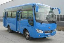 楚风牌HQG6661EA4型城市客车图片