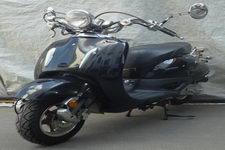 日雅牌RY50QT-34型两轮轻便摩托车图片