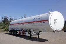 中环牌BJZ9390GDY型低温液体运输半挂车图片