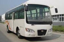 楚风牌HQG6900EA4型客车图片