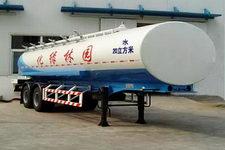 凌宇牌CLY9270GPS型绿化喷洒半挂车图片