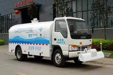 远达SCZ5090GQXBEV型纯电动清洗车
