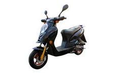 国威牌GW50QT-C型两轮轻便摩托车图片