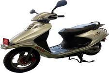 松铃牌SL100T-3A型两轮摩托车