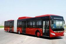 宇通牌ZK6180CHEVNPG4型混合动力铰接城市客车图片
