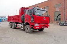 冰花牌YSL3250P66K2L2T1AE4型自卸汽车