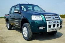 吉奥国四微型多用途货车102马力1吨(GA1021CTE4)