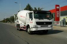 华任牌XHT5257GJB型混凝土搅拌运输车