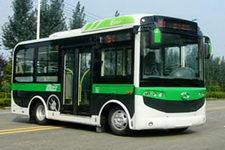 6米蜀都CDK6600CBEV纯电动城市客车