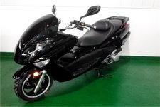 三友牌SY150T-6A型两轮摩托车图片