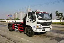 九通牌KR5120ZXXD4型车厢可卸式垃圾车图片