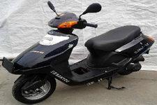 三友牌SY50QT-5B型两轮轻便摩托车图片