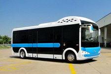 黄海牌DD6761G02型城市客车