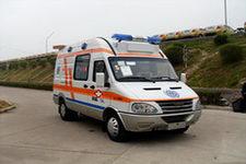 畅达牌NJ5048XJH47B型救护车图片