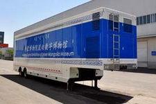 迪马13米02轴展示半挂车(DMT9240XZS)