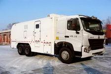 野驼牌DQG5255TCJ型测井车