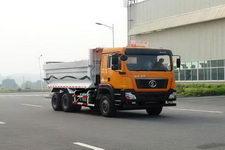 飞递牌HYC3256HTW354型自卸汽车