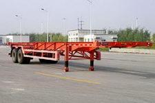 金龙12.4米30.5吨2轴集装箱运输半挂车(NJT9351TJZ)